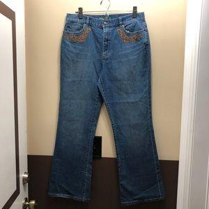 Vintage high waisted Lauren jeans CO Ralph Lauren